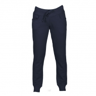 Pantalone in felpa donna blu navy da personalizzare Freedom Lady