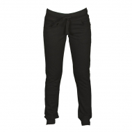 Pantalone in felpa donna nero da personalizzare Freedom Lady