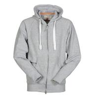 new product efcd4 3669b Felpa uomo camouflage da personalizzare con zip lunga e ...