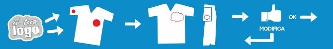 creare abbigliamento personalizzato con ricamo