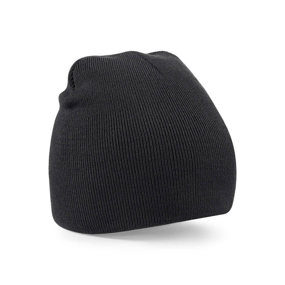 Cuffia nera da personalizzare 8fa12981893d