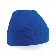 Cappello bambino blu royal da personalizzare Acrylic Knitted Hat Junior
