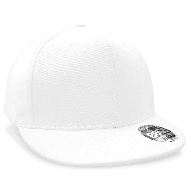 Cappello bianco da personalizzare Rap Snap Back » Toppe e patch ... a3595fcdaed5