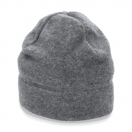 Cuffia carbone da personalizzare, 100% Poli.anti-pilling Suprafleece Summit Hat