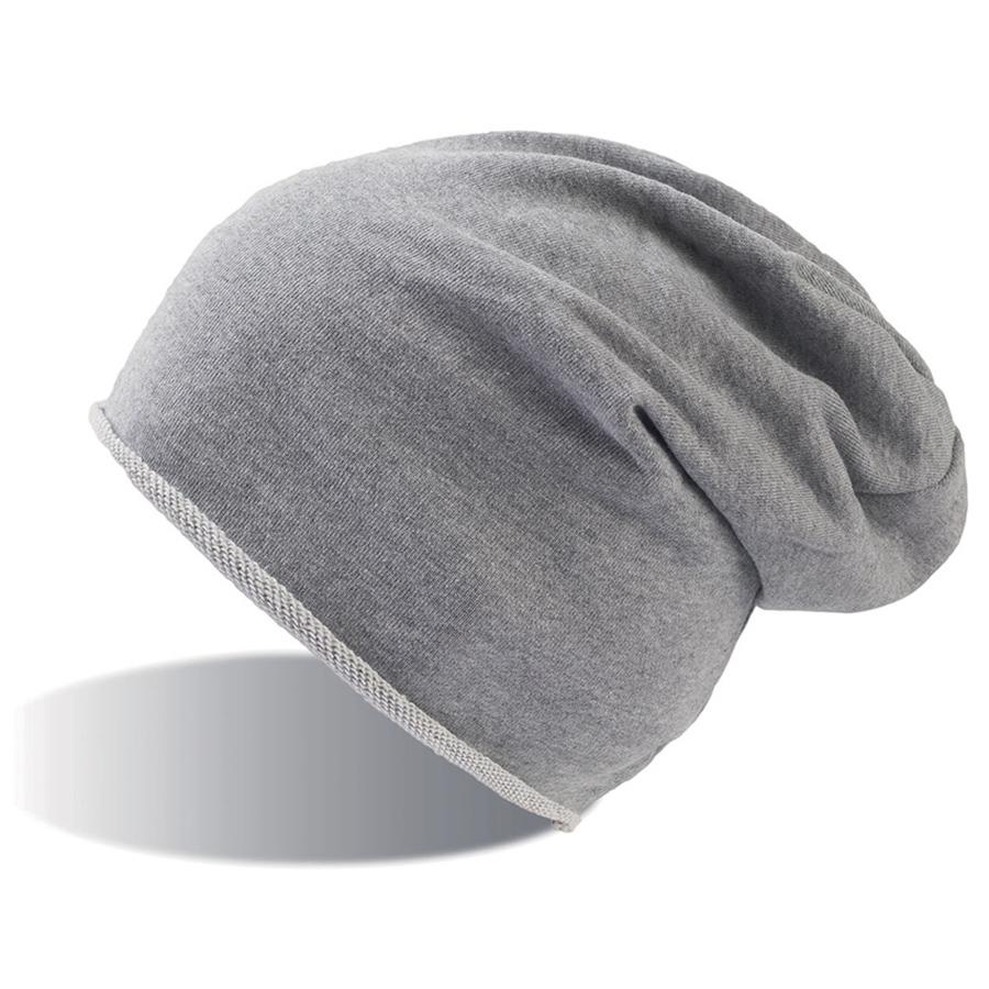 Cappello grigio da personalizzare bad9ef149c1f