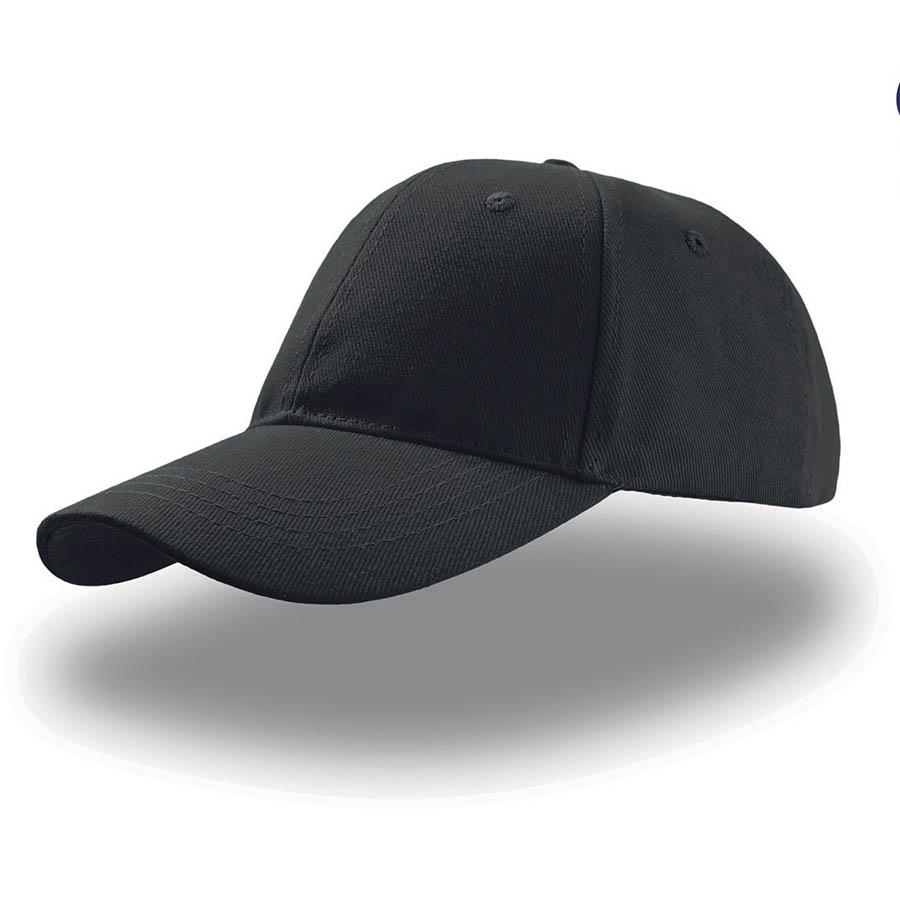 Cappello nero da personalizzare 8aef2ba9ac2f