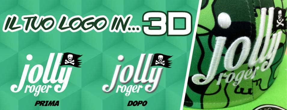 Ricamo in 3D
