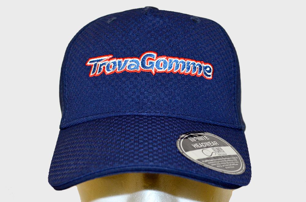 Cappellino personalizzato con logo ricamato Trovagomme 92a0b22495fa